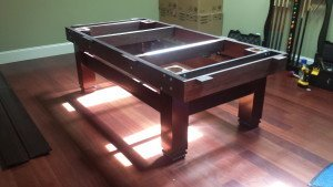 Correctly performing pool table installations, Muncie Indiana